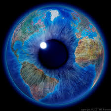 eye and world